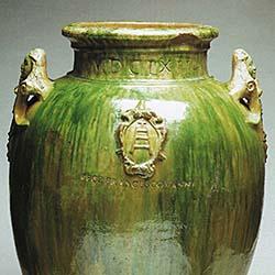 Eccellenze dell 39 artigianato for Vasi in terracotta da giardino prezzo